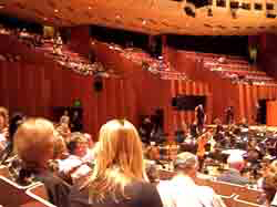 Inside the Concert Hall: Sydney Opera House facts