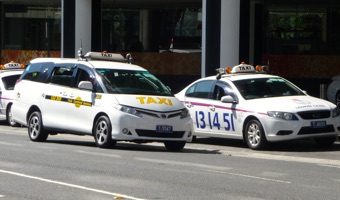 Transport Sydney: taxis
