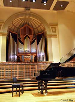 Classical music in Sydney: Town Hall organ
