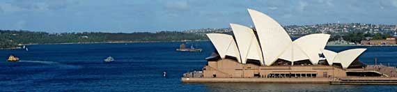 Jorn Utzon's The Sydney Opera House: an Australian icon and one of the world's most famous buildings