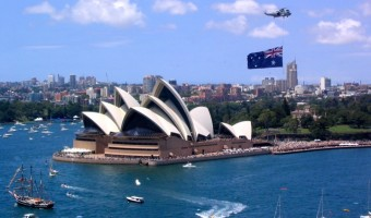 Australia Day Sydney