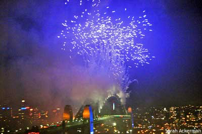 More new years eve Sydney fireworks