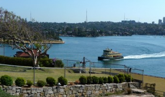 Sydney Ferries: Cheap Harbour Fun