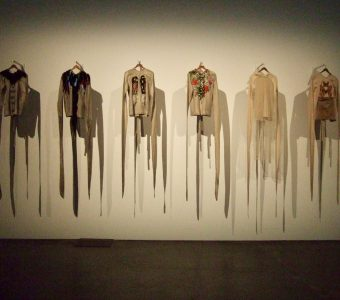 Australian artworks: 6 Canvas straitjackets