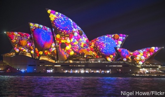 Vivid Sydney Festival 2017: Light, Music, Ideas