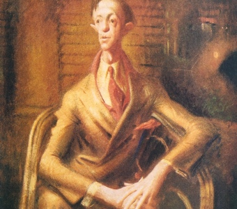 Archibald trio: Dobell's 1943 winner challenged as a 'caricature'