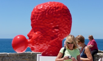 Sculpture by the Sea, Sydney Coastal Walk