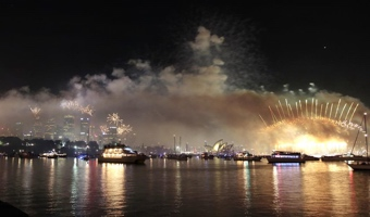 Sydney New Years Eve Outdoors: Ticketed Events