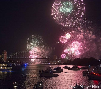 Best Free Spots For Sydney New Years Eve Fireworks Sydneycloseup Com