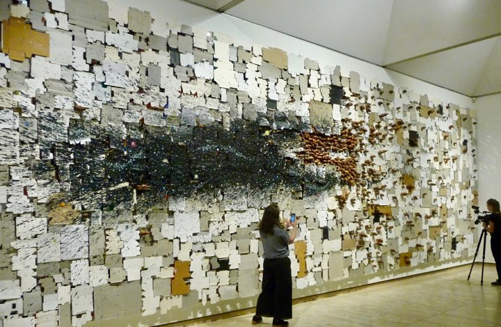Sydney Biennale 2018: Reclaiming the Inner Space, N.S. Harsha, AGNSW